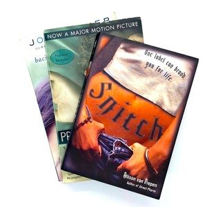 Books bundle -young adult/teen